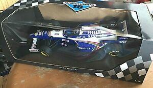 PMA Minichamps Formel 1 Die cast Williams Renault FW 18 D. Hill No. 5 -OVP 1:18