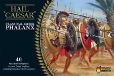CLASSICAL GREEK PHALANX- HAIL CAESAR - WARLORD GAMES - 1ST CLASS-