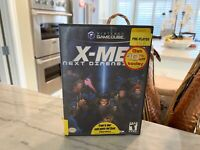 X-Men Next Dimension Nintendo GameCube 2002 COMPLETE with Manual + Insert
