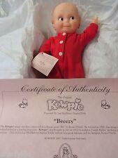 Kewpie Lee Middletown Original Dolls Breezy Kew-Brz 1997 Coa Box