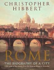 Rome Cities Books