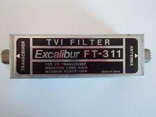 EXCALIBUR FT-311 FILTRO TVI... RADIO _ Trader _ Irlanda.