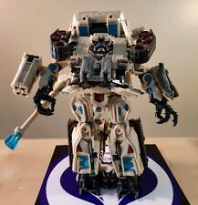 TRANSFORMERS DEEP DESERT BRAWL 2007 MOVIE LEADER CLASS 100% COMPLETE EXCELLENT