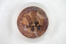 New listing 2006 The Austrailian Kookaburra 2 Oz 999 Silver Coin Encapsulated