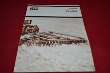 Case Tractor G Series Offset Disk Harrow Dealer's Brochure YABE14