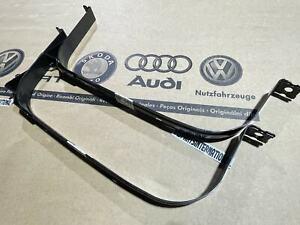 Audi TT MK2 3.2 Fuel Tank Straps x2 Gasoline Reservoir Secure New Genuine OEM