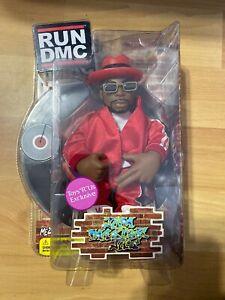 Mezco Jam Master Jay Figure MISP Toys R Us Exclusive RUN DMC Red Suit PERFECT!!!