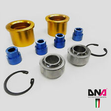 DNA Racing Rear Axle Uniball Kit for Fiat 500 including Abarth (EU Spec)