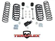 """TeraFlex TJ 3"""" Suspension Coil Lift Kit for 1997-2006 Jeep Wrangler 1141300"""