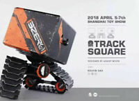 1/6 3A ThreeA . - Track Square by Kelvin Sau Thailand Toys Expo 2018 Exclusive