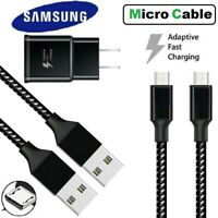 3/6/10Ft Micro USB Fast Charger Cable Cord For LG Stylo 2/3/V10,G4,K20,K30,K40