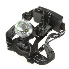 CREE XM-L T6 LED Headlight Bicycle Bike Headlamp 1600Lm Head Torch with 3 Modes