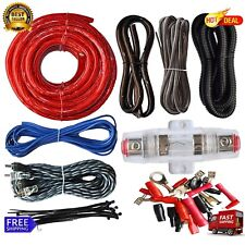 Brilliant Subwoofer Wiring Kit For Sale Ebay Wiring Cloud Pimpapsuggs Outletorg