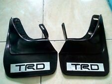 TRD Mud flaps Mud guard Splash Guard TOYOTA rear or front mudflap mudguard 1pair