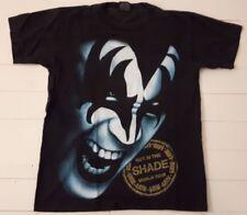 KISS Hot in the Shade 1990 Vintage TOUR SHIRT Gene Simmons AC/DC Guns n Roses S