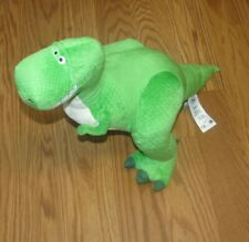"Disney Toy Story REX 13"" Plush Stuffed Toy"