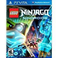 Lego Ninjago Nindroids PlayStation Vita For Ps Vita Brand New 8E