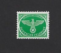 Mint stamp  / Military / Feldpost / 1944 WWII emblem / MNH Third Reich issue