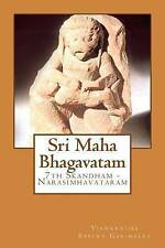 NEW Sri Maha Bhagavatam: 7th Skandham - Narasimhavataram