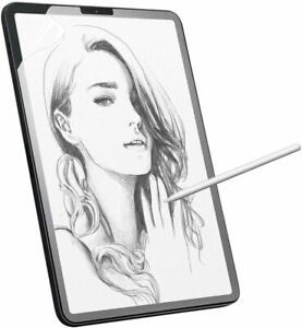Like Paper Matte Screen Protector for iPad 9.7/10.2/ Pro 11/10.5/12.9/Air 4/3/2
