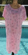 NEW 2X-3X Secret Treasures Sleepshirt Nightgown Nightie Womens Size #13