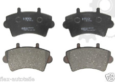 Bosch Set of Brake Pads Pieces Logs Front INTERSTAR MOVANO RENAULT MASTER II