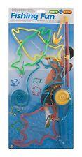 Maro Toys Fishing Fun Kinderangel Spielzeug Kinder Angeln Fisch