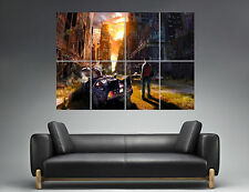 BACK TO THE FUTURE RETOUR VERS LE FUTUR  Wall Poster Grand format A0  Print