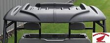 YAMAHA RHINO CLUB CAR XRT HUSQUVARNA HUV  ROOF WITH CARGO STORAGE AREA