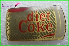 Pin's pins Badge COKE DIET Canette grise #H3