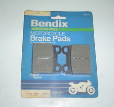BMW 450 650 1978-80 FRONT BENDIX DISC BRAKE PADS MA 27 NEW