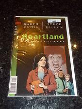 HEARTLAND Comic - No 1 - Date 03/1997 - DC / VERTIGO Comic