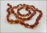 Beautiful Natural Baltic Amber Necklace 55cm