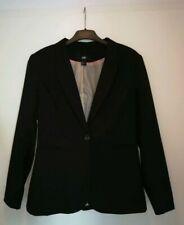 Klassischer schwarzer Blazer Gr. 40 NEUwertig
