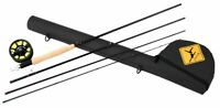 Echo Traverse 590-4 Fly Rod Outfit - 9' - 5wt - New