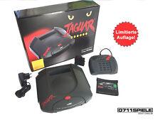Atari Jaguar in neuer Verpackung, Switchless Umbau mit Backlight