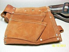 Tool Pouch by Nicholas Since 1932 USED GH1