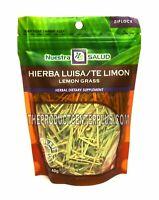 Hierba Luisa Lemongrass Herbal Infusion Tea 40g zip-lock