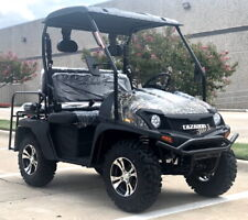 Brand New Gas Golf Cart With Rear Flip Seat 4 Seater Utv Utility Vehicle Sale