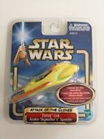 Attack Of The Clones Force Link Working Keyring - Anakin Skywalker's speeder