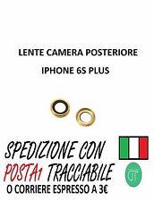 LENTE CAMERA POSTERIORE PER IPHONE 6S PLUS GOLD