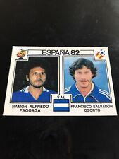 Panini Espana 82 - Fagoaga - Osorto
