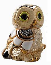 De Rosa Baby Winter Owl Figurine NEW in Gift box - 26835