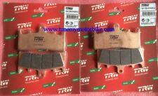 2 X Lucas TRW Bremsbeläge vorne MCB659SRQ Suzuki GSX-R 1000 2001-2002