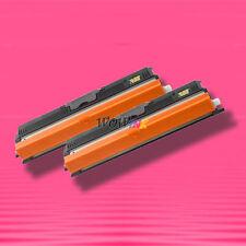 2P BLACK TONER for OKIDATA 44250716 C110 High Yield 2.5k