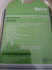 Tevion PC Laptop Internet Camera Webcam - Sealed