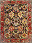 Hand-knotted Rug (Carpet) 8'9X11'8, Tabriz mint condition