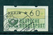 Allemagne -Germany 1981 - Michel n. 1.1.h.u - Timbre de distributeur 60 pf.