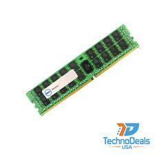 1R8CR - Dell OEM 16GB PC4-17000 DDR4-2133Mhz 2Rx4 1.2v ECC RDIMM