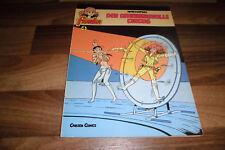 Henk Kuijpers -- FRANKA # 4 // der GEHEIMNISVOLLE CIRCUS / Carlsen 1. Aufl. 1987